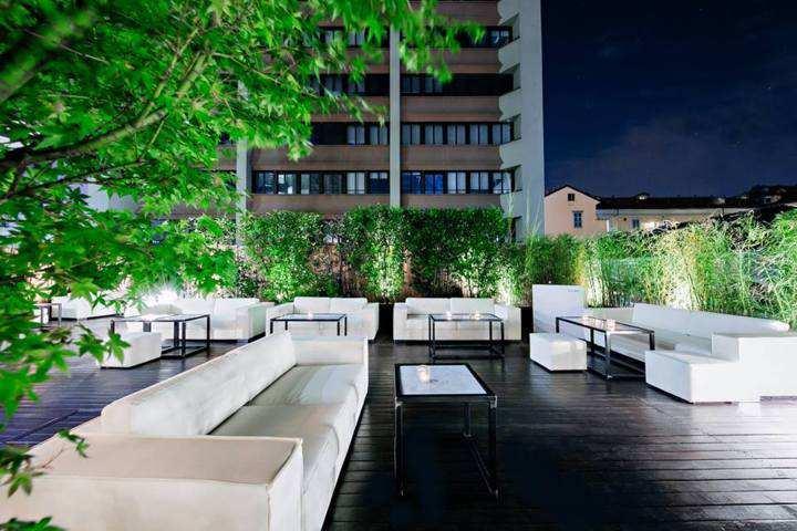 Terrazza 11ROOFTOP Milano| CAPITANIO MANAGEMENT