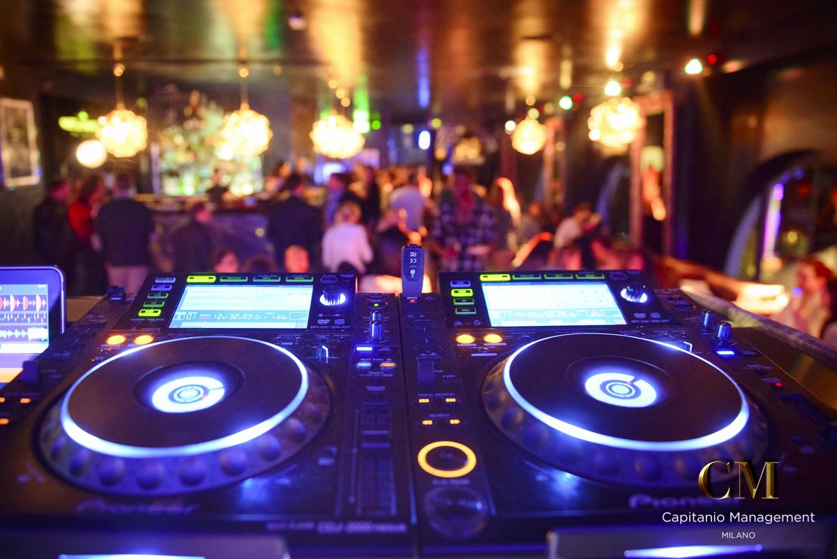 Discoteca ELEVEN 11CLUBROOM Milano | CAPITANIO MANAGEMENT