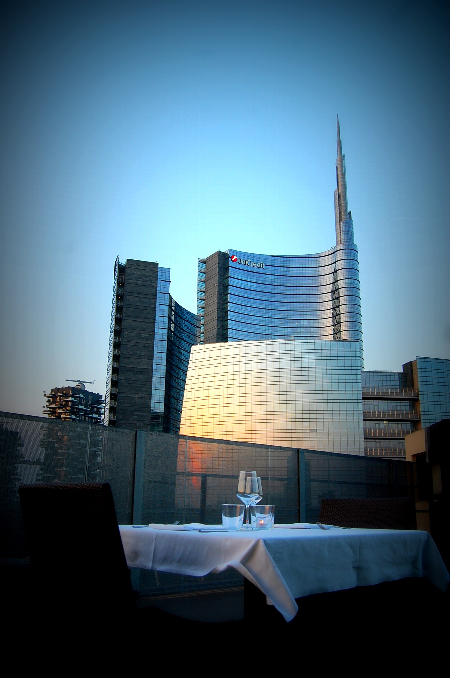 Unicredit Tower Milano