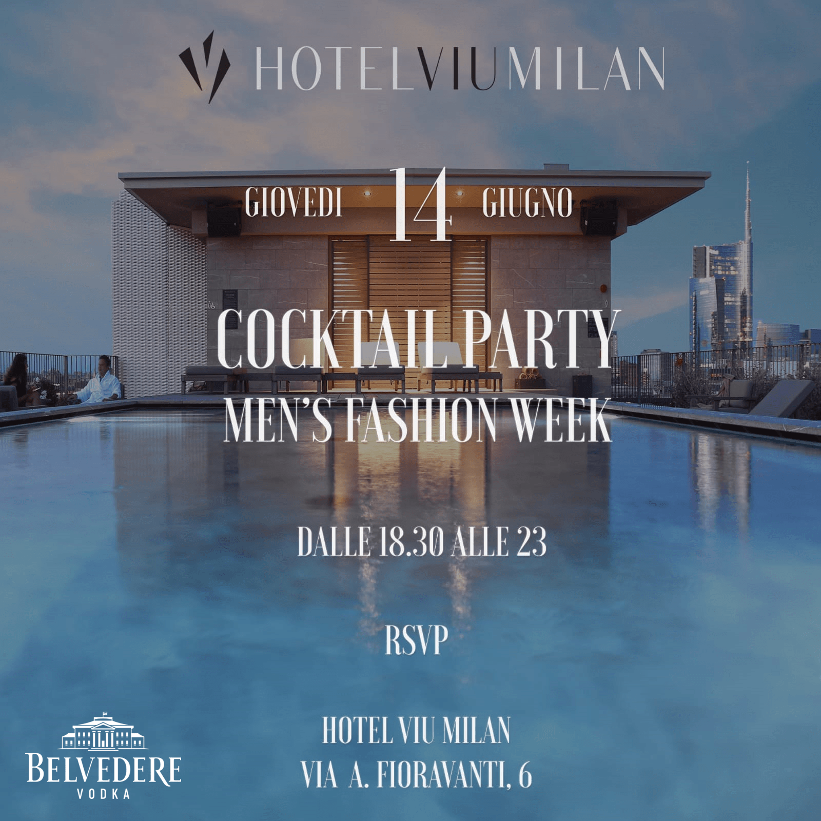 FLYER HOTEL VIU MILANO