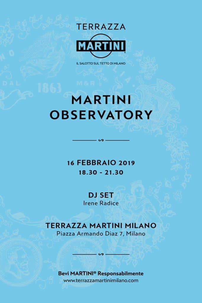 Terrazza Martini Milano