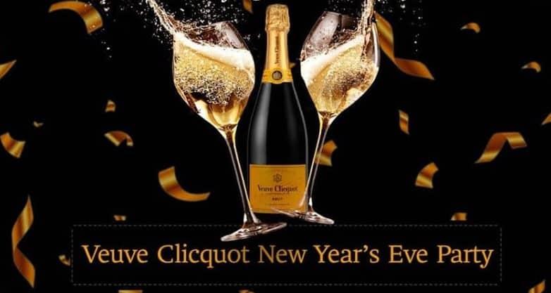 Veuve Clicquot NYE Party Capodanno 2020